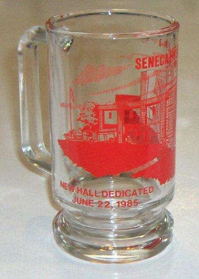 Vintage Seneca Hose Co. No. 1 Dedication Mug 1985