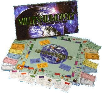 Milleniumopoly by Late for the Sky Productions