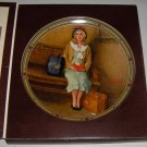 A Young Girl's Dream by Norman Rockwell - Rockwell's American Dream Series Plate 1985