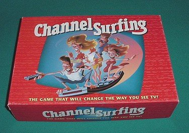 Vintage Channel Surfing - The Game that will Change the Way You See TV! 1994