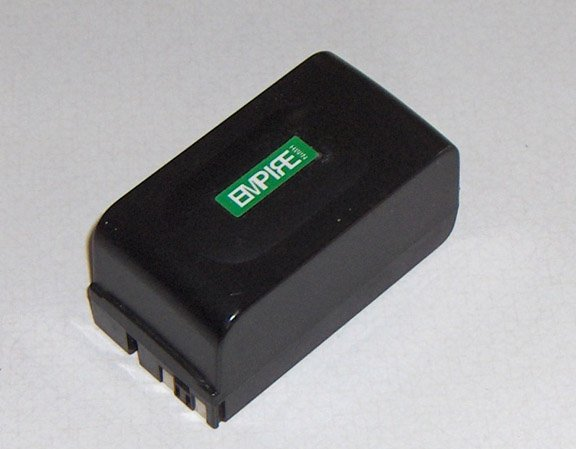Empire BNH-118-4 Nickel Hydride Rechargeable Battery 2001