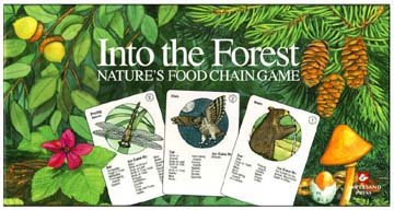 INTO THE FOREST Nature's Food Chain Game