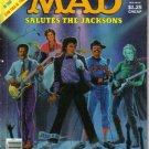 Mad Magazine December 1984 #251 Mad Salutes The Jacksons