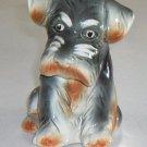Vintage Terrier Dog Figural Decanter