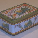 Vintage Spanish Mancha Saffron Tin - The Syren