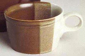 Vintage Mikasa Studio Kiln Cup - Set of 3