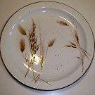 Vintage Midwinter Stonehenge Wild Oats Dinner Plate - Set of 2