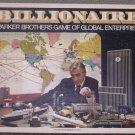 Vintage 1973 Parker Brothers Billionaire Board Game
