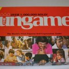Vintage The Ungame 1984 Family Therapy Board Game