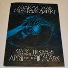 Original Grateful Dead Handbill BG227 Apr 9, 1970 - Apr 12, 1970 - Bill Graham Fillmore West