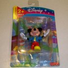 Fisher Price 1999 Disney Mickey Mouse #89618 Collectible Figure MIP