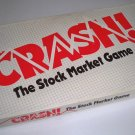 Vintage 1988 Marino Games Crash The Stock Market Game Board Game