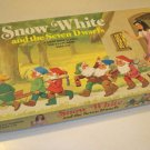 Vintage Cadaco 1977 Snow White and the Seven Dwarfs Board Game