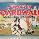 Vintage Parker Brothers 1985 Advance To Boardwalk Board Game