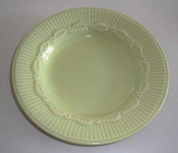 Laura Ashley Mayfair Green Salad Plate - Set of 4