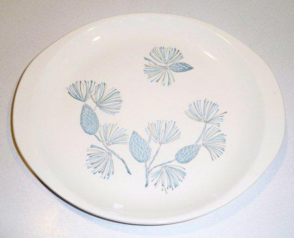Vintage Marcrest Blue Spruce Platter