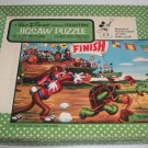 Vintage Walt Disney The Tortoise and the Hare Repro #3039 Jigsaw Puzzle