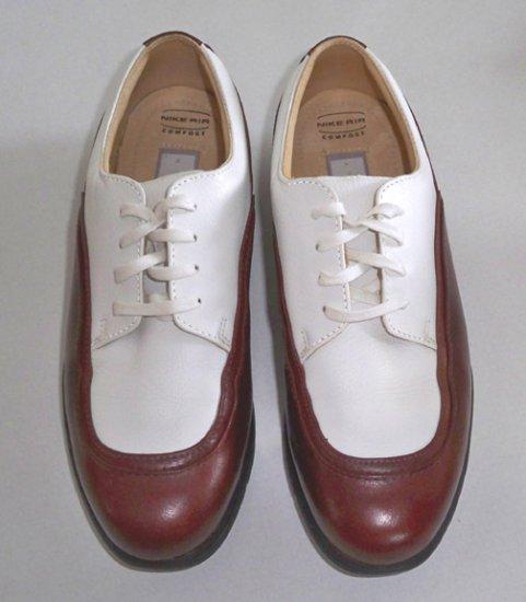 Nike Golf Womens Verdana Last Two Tone Golf Shoes - Size 6