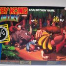 Vintage Milton Bradley 1995 Donkey Kong Country POG Pitchin' Game