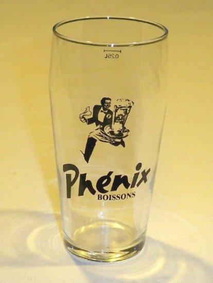 Phenix Boissons Beverages Glass Tumbler