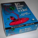 Vintage 1996 Ultimate Mystery Kid's Mystery Party in a Box! Game - Missing: Planet Earth? NIB