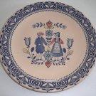 Vintage Johnson Brothers Hearts & Flowers Dinner Plate Set of 2