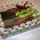 Vintage 1986 The Official Mulligan Madness Golfers Trivia Golf Board Game NIB