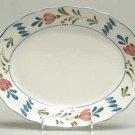 Vintage Provincial Designs Nikko Avondale Oval Serving Platter - Japan