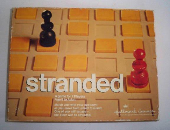 Vintage Hallmark Stranded Game