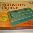 Vintage Milton Bradley 1969 Charles H. Goren Rolomatic Bridge