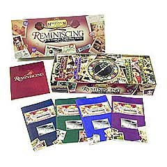 Vintage 1998 TDC Games Reminiscing - The Game For People Over Thirty The Millennium Edition