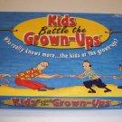 University Games 2002 Kids Battle the Grown-Ups Game