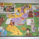 Vintage 1989 Instructional Fair Women in American History 1840 - 1930 Puzzle #IF876 MIP