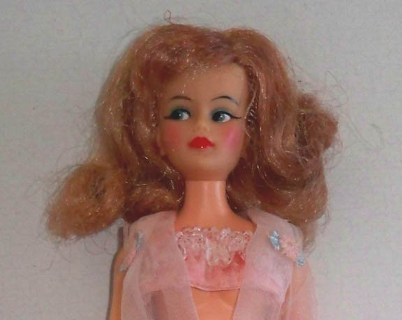 1965 Ideal Toy Corp. Glamour Misty or The Miss Clairol Doll