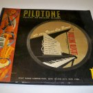 1940s Pilotone Radio Corp. At the Piano Key Board with Pauline Alpert Album 78s