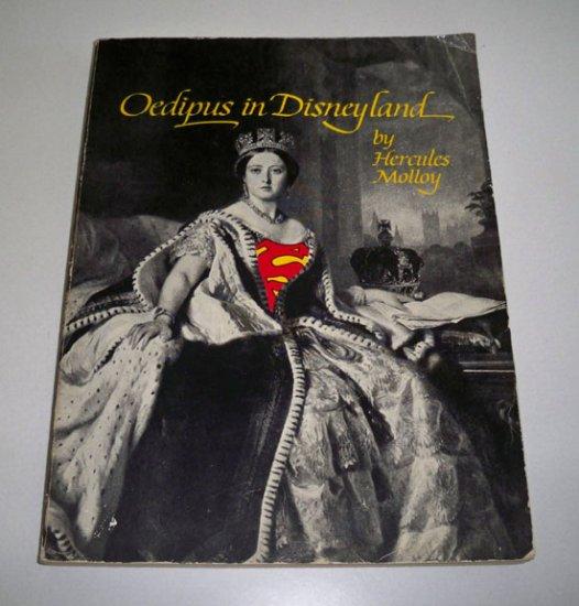1972 Oedipus in Disneyland by Hercules Molloy