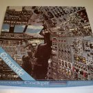Vintage NORDEVCO Challenger Concorde Cockpit P-101 600+ Pc Jigsaw Puzzle