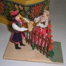 Vintage Cepelia Courtship Hand Made in Poland