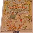 Vintage Gametek 1992 Introducing THE HUMANS PC Game IBM Software
