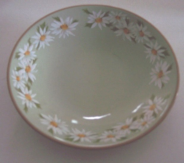 TS&T Lazy Daisy Coupe Soup Bowl Set of 2