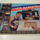 Vintage Interactive VCR Games 1987 VCR Basketball Board Game
