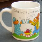 Vintage Princess House 1987 The Berenstain Bears Coffee Mug