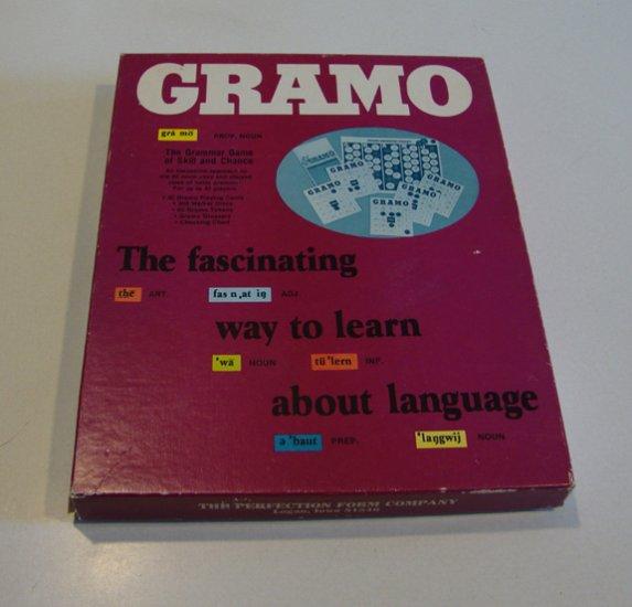 Gramo Board Game