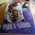 Vintage MB 1990 Paula Abdul GIANT POSTER Superstars 500 Piece Puzzle