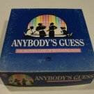 Vintage 1990 Golden Western Publishing Anybody's Guess Board Game