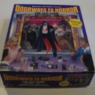 Vintage 1986 Pressman Doorways to Horror VCR Game