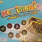 2005 Heximania A Frenzy of word-building Fun! Educational Game MIB New