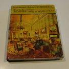 1964 An Illustrated History of Furnishing Mario Praz