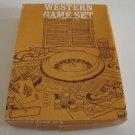 Vintage Field Mfg. Western Game Set circa 1970s?