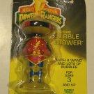 Vintage 1994 Power Rangers Alpha 5 Bubble Blower in Orig Package